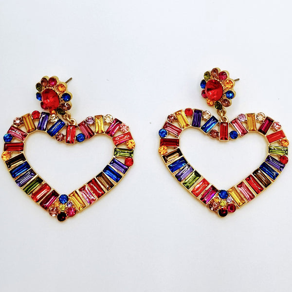 Multi Earrings - GlamLusH Boutique
