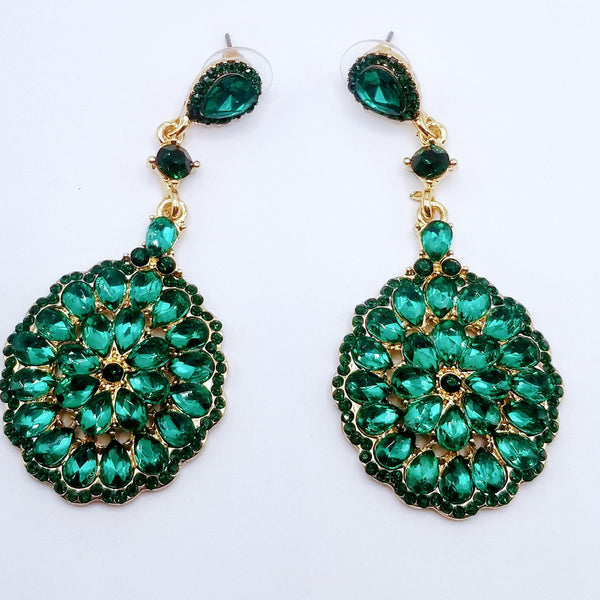 Sassy Multi Drop Earrings - GlamLusH Boutique