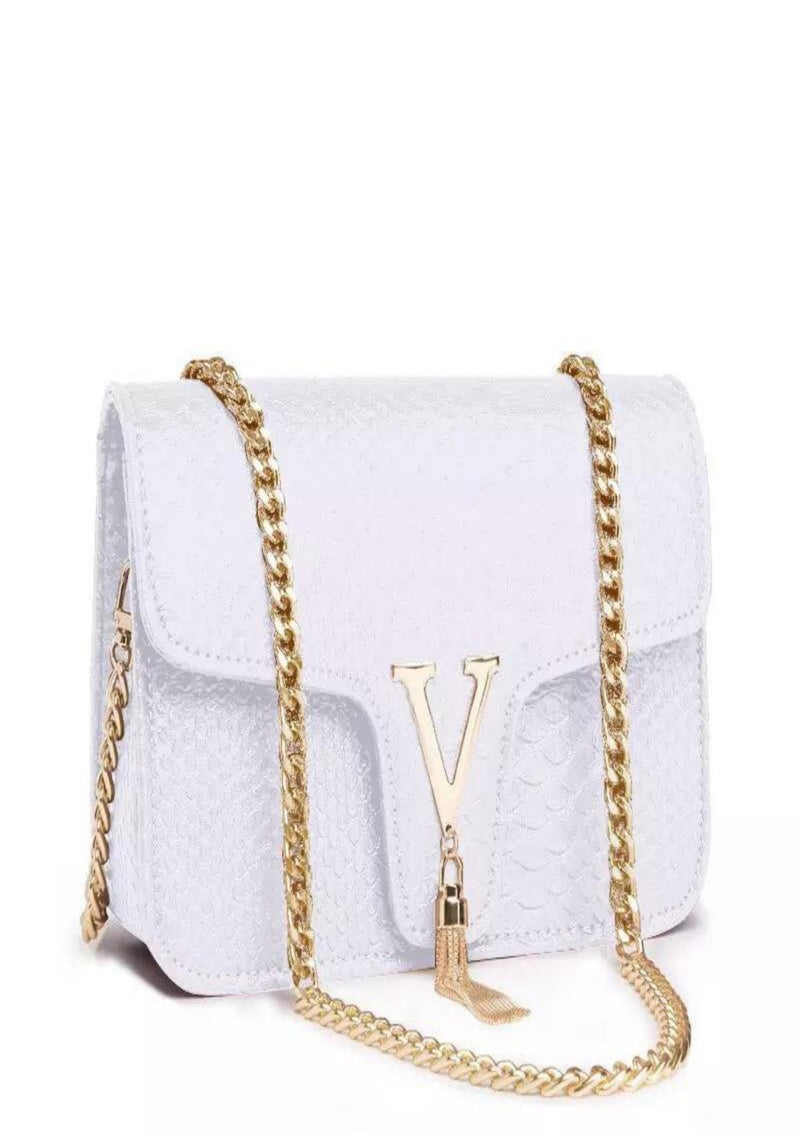 Glamin in the Moment Shoulder Bag - GlamLusH Boutique