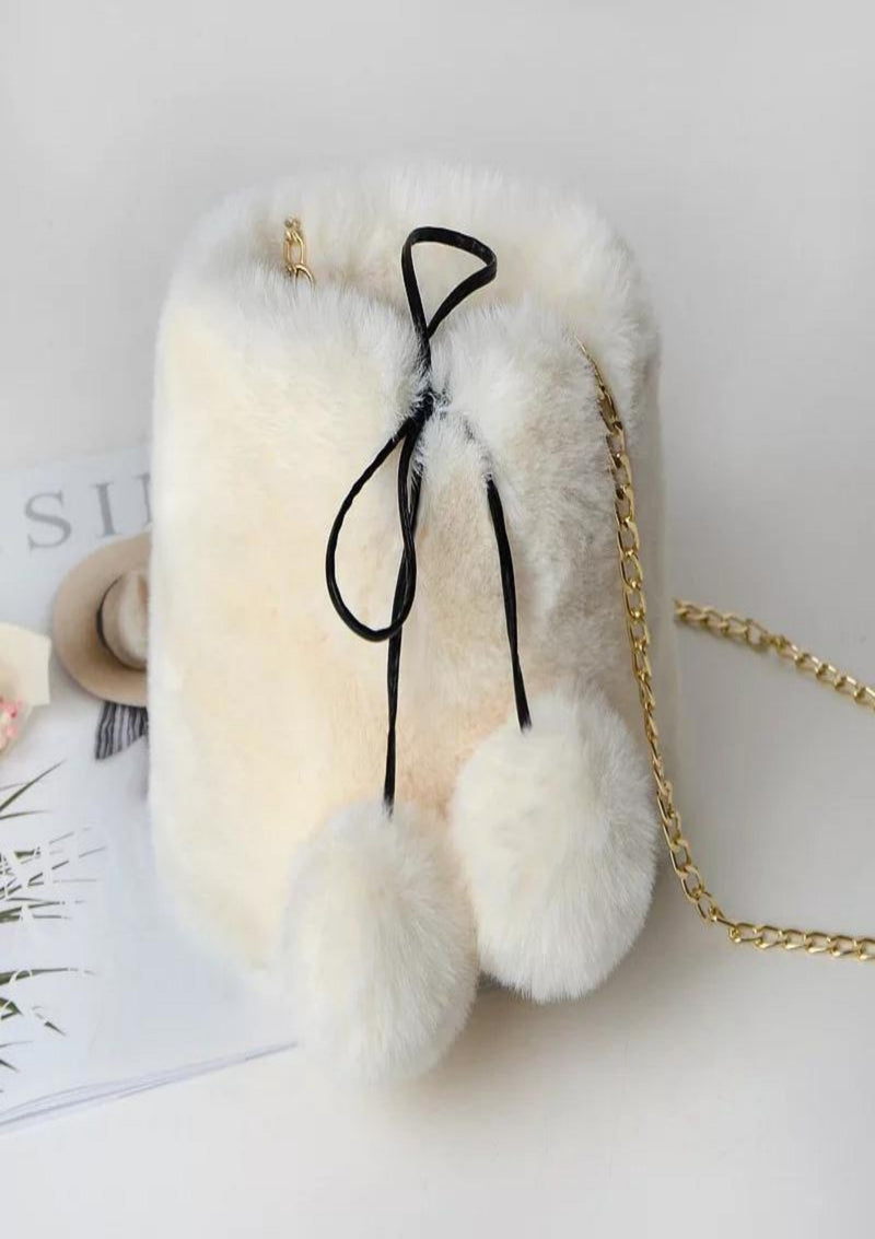 Candy Plush Crossbody/ Shoulder bag - GlamLusH Boutique