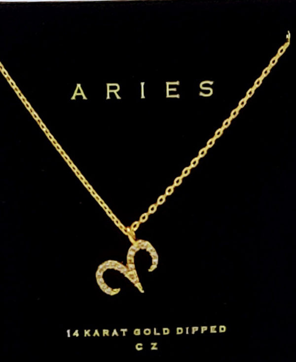 Aries Necklace - GlamLusH Boutique