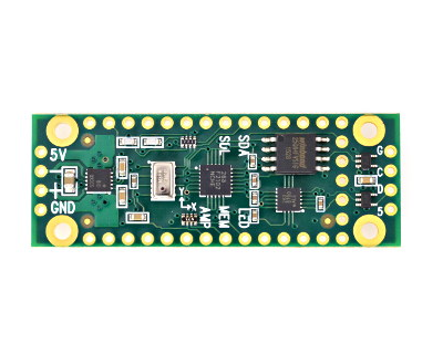 Prop Shield von Teensy - Licht / Audio / 10-DOF Controller