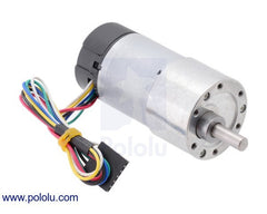 Pololu 131:1 Metal Getriebemotor 37Dx73L mm mit 64 CPR Encoder