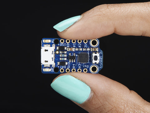 Adafruit Trinket - Mini Microcontroller - 3.3V