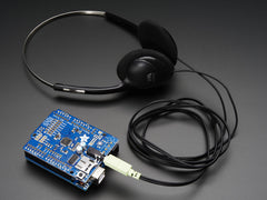 "Adafruit ""Music Maker"" MP3 Shield für Arduino (MP3/Ogg/WAV...)"