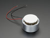 Large Surface Transducer with Wires - 4 Ohm 5 Watt