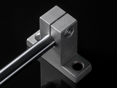 Linear Rail Shaft Guide/Support - 8mm Diameter - SK8