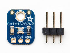 GA1A12S202 Log-scale Analog Light Sensor