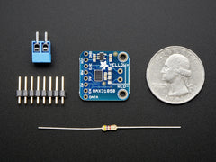 Adafruit Thermoelement-Verstärker mit 1-Wire Breakout Board - MAX31850K