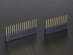 Adafruit Feather-Stacking-Header-Kit - 12-Pin und 16-Pin (lang)