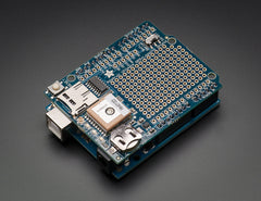 Adafruit Ultimate-GPS-Logger-Shield - mit GPS Module