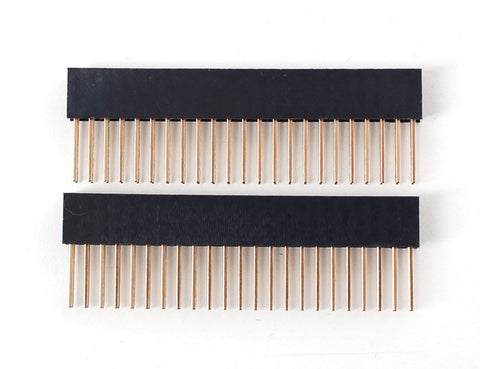 Stacking Header Set for BeagleBone Capes 2x23-Pin