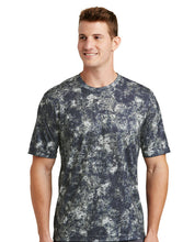 Load image into Gallery viewer, Sport-Tek® Mineral Freeze Tee with embroidery - Adult and Youth