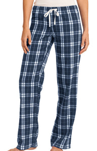 District ® Flannel Plaid Pant with embroidery - Mens and Womens