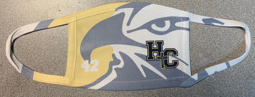 **NEW** Heartland Christian Sublimated Face Mask