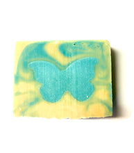 Load image into Gallery viewer, Butterfly Goat Milk Soap