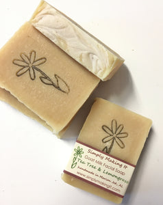 Tea Tree & Lemongrass - Soap