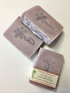 Lavender & Fig - Soap