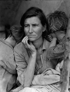 Dorothea Lange Migrant Mother Fine Art Print