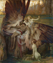 Load image into Gallery viewer, The Lament For Icarus Fine Art Print