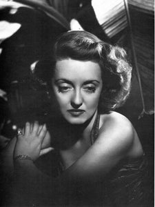 Bette Davis Dark Victory Publicity Photo Reprint