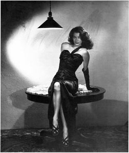 Ava Gardner Publicity Photo for The Killers