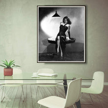 Load image into Gallery viewer, Ava Gardner Publicity Photo for The Killers Framed Hanging In A Conference Room
