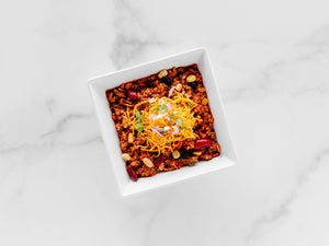 Irresistible Turkey Chili - Campus Oven