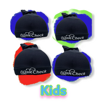 Load image into Gallery viewer, Wave Check Logo Cap (Kids)