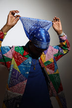 Load image into Gallery viewer, Wave Check Paisley Silky Durags