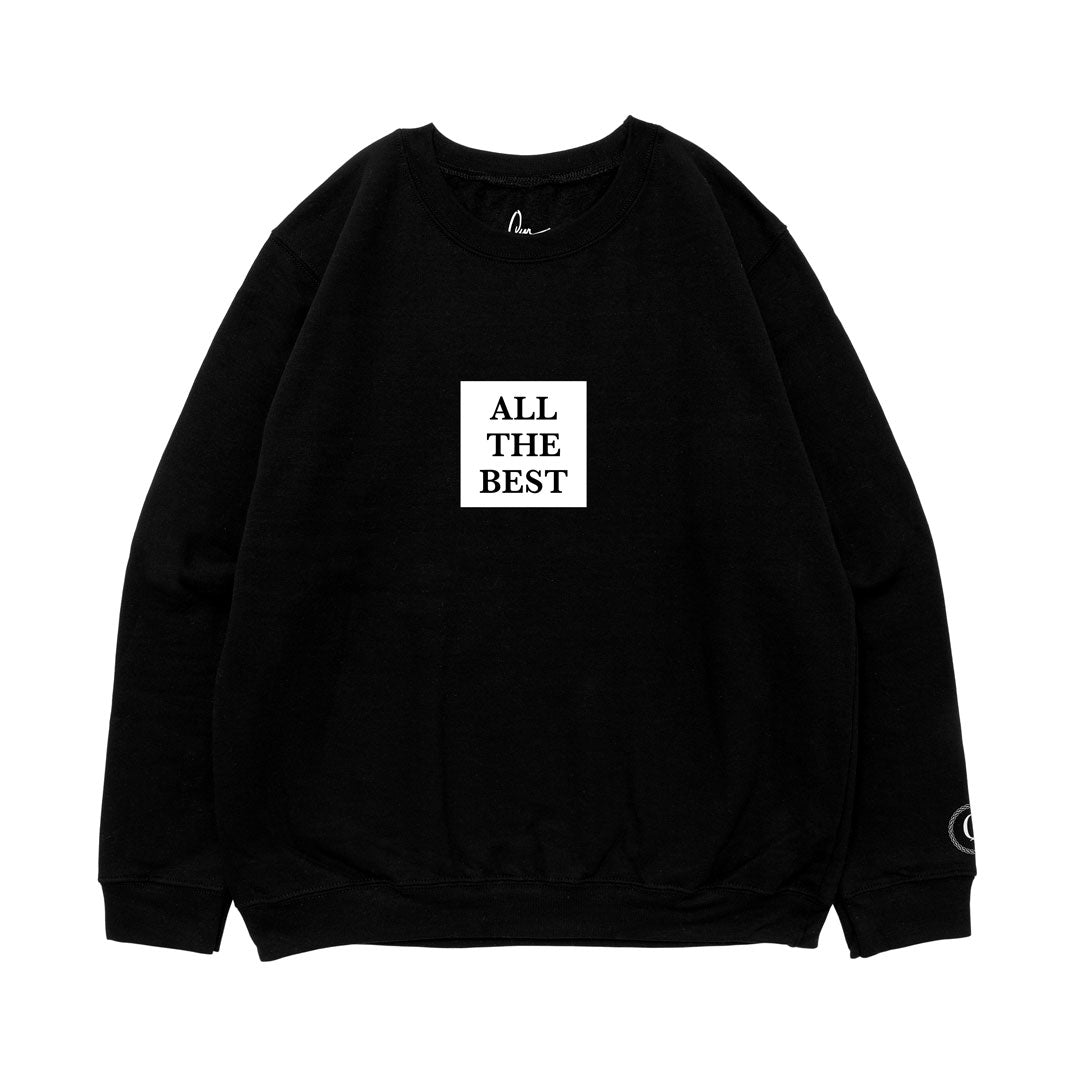 ALL THE BEST, F*CK THE REST CREWNECK
