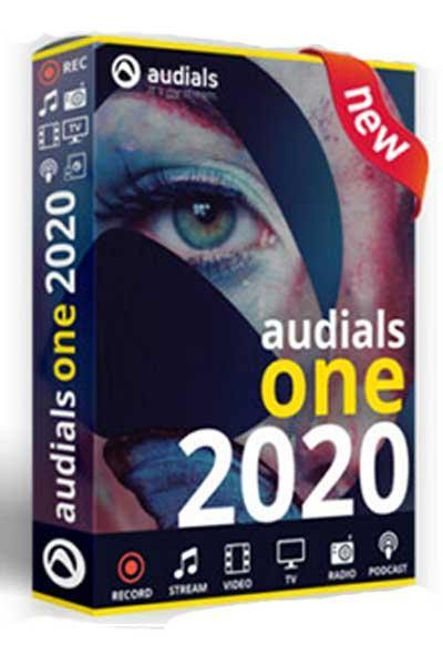 AUDIALS ONE 2020 - MULTIMEDIA RECORDER - LIFETIME LICENSE CODE