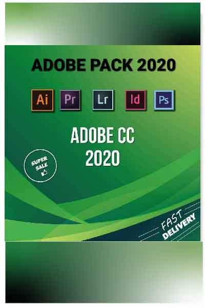 ADOBE PACK 2020 -  Master Collection CC 2020 LIFETIME LICENSE - Multilanguage