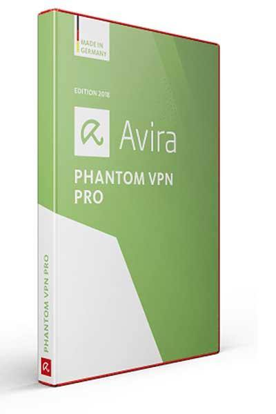 AVIRA PHANTOM VPN  - WINDOWS, ANDROID,IOS 3 MONTHS