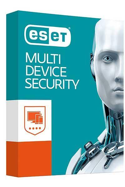 ESET NOD32 SMART SECURITY 2020 1 YEAR 3 PCS