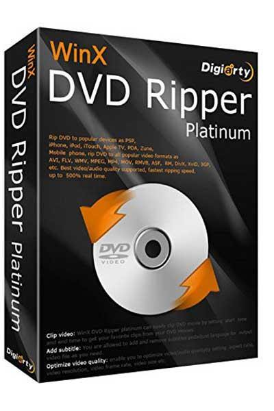 WINX DVD RIPPER PLATINUM KEY 2020 OFFICIAL DOWNLOAD