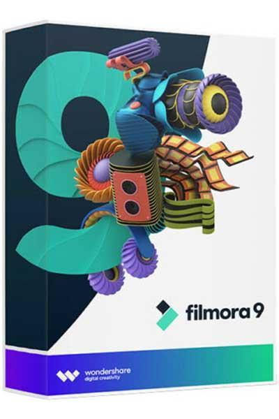 FILMORA9 VIDEO EDITOR TO EMPOWER YOUR IMAGINATION‎ LIFETIME LICENSE
