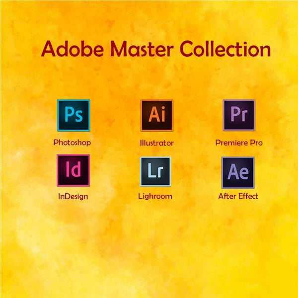ADOBE PACK 2021-  Master Collection CC 2021 LIFETIME LICENSE - Multilanguage