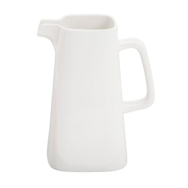 Aava – Natural White Ceramic Carafe 50.7 Oz