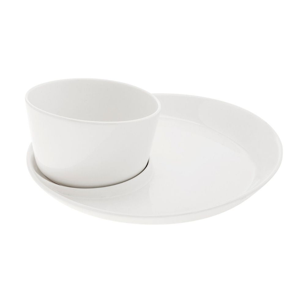 Aava – Soup & Plate Set