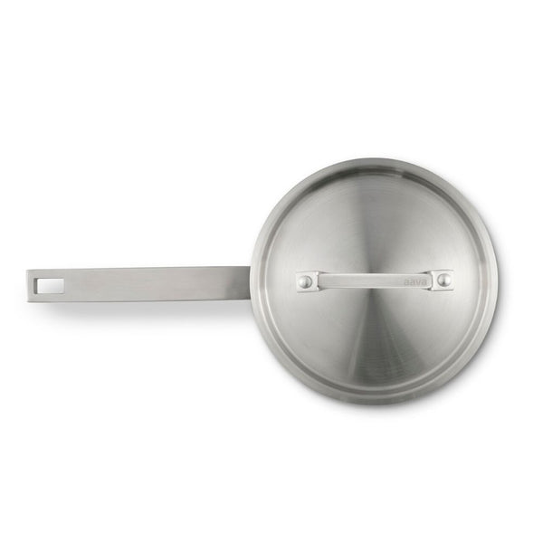 Aava Elements Stainless Steel Saucepan with lid