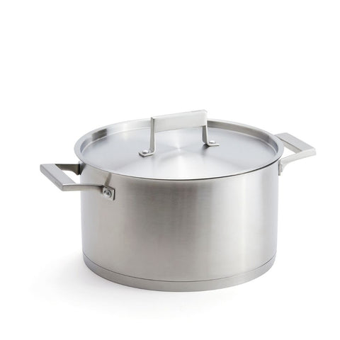 Aava  - Elements Stainless Steel Casserole Pot