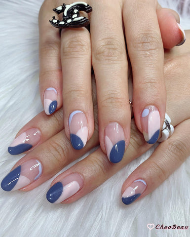 cheobeau gel manicure nail art fun things to do for mother's day
