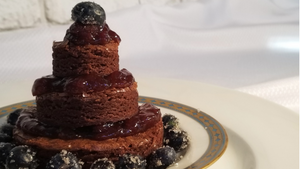 Brownie Stack – A Baker's Trick for You!