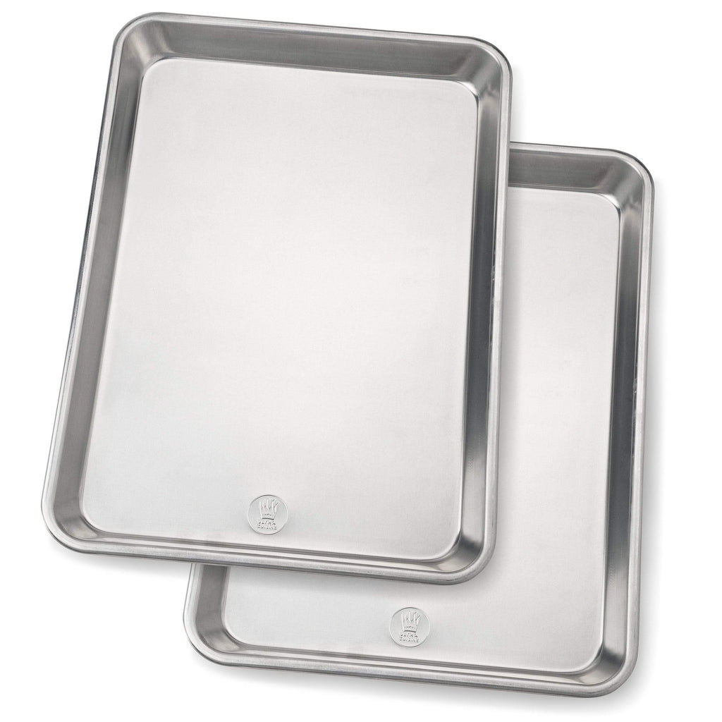 Ultra Cuisine Aluminum Half Sheet Baking Pans (set of 2)