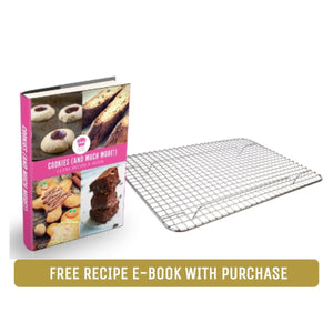 Ultra Cuisine Baking and Cooling Racks (Quarter Pan Size)