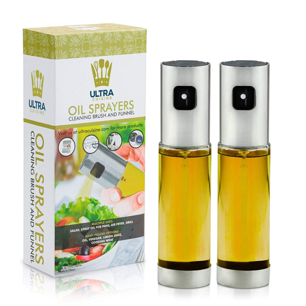 Ultra Cuisine Oil Sprayer Set