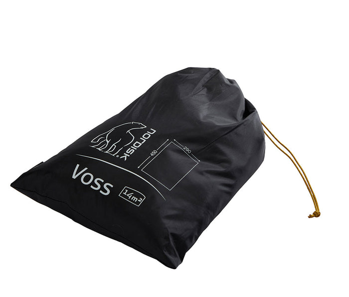 Nordisk Voss 14 PU, Dusty Green - pakkepose