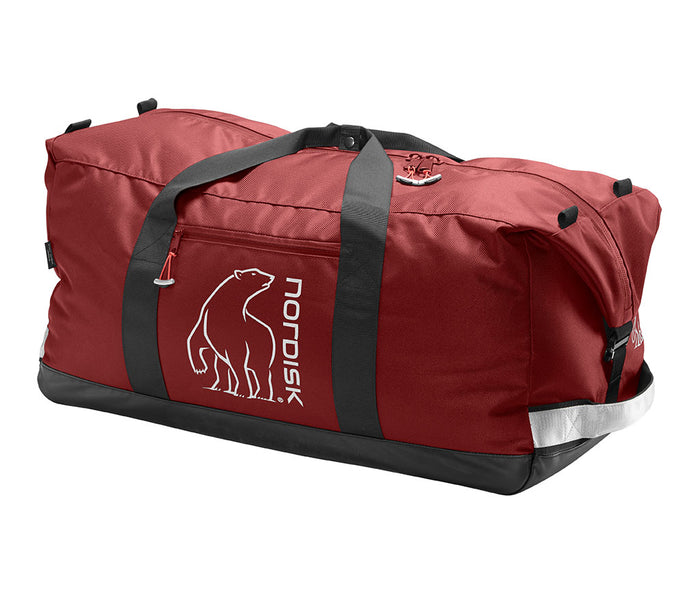 Nordisk Flakstad M, 65 L - I farven Burnt Red