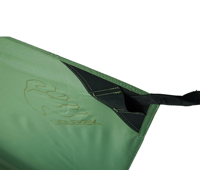 Nordisk Voss 14 PU, Dusty Green - detalje